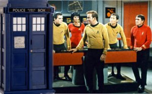 Star Trek Tardis